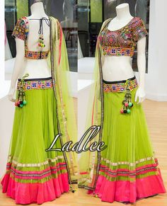 Blouse is cute but not a fan of The chanyio Half Saree Lehenga, Lehenga Gown, Saree Dress, Anarkali, Lakme Fashion Week, India Fashion, Indian Bridal Wear, Indian Wear, Traditional Fashion