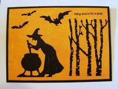 Ann Greenspan's Crafts: Best Witches