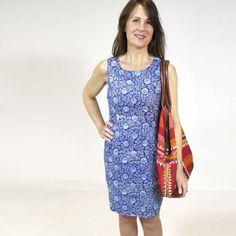 12596c4221a0 Nicole dress-Indian floral - Jaba Yard