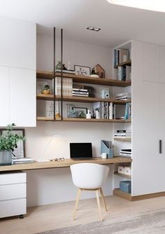 18 Ideas Home Office Inspiration Ideas Rugs Workspaces Design, Office Storage Furniture, Living Room Bench, Office Seating, Home Office Chairs, My New Room, Home Interior Design, Bedroom Decor, Design Bedroom
