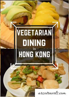 Hong Kong is a foodie's heaven but as a veggie it is not aöways easy to eat well. Check out my post about vegetarian food in Hong Kong. #hongkong #vegetarianfood #vegetarian #vegetarianinhongkong