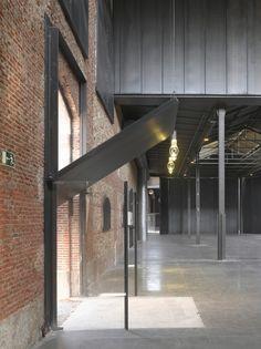 Hangar 16, by Iñaqui Carnicero Architecture / Madrid, Spain