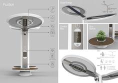 대전시 공공디자인공모전 Urban Furniture, Street Furniture, Installation Architecture, Interior Architecture, Street Light Design, Module Design, Solar City, Wayfinding Signs, Home Camera