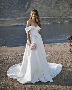 15 Awesome Strapless Wedding Dresses For Every Bride ❤ strapless wedding dresses simple a line milla nova #weddingforward #wedding #bride #weddingoutfit #bridaloutfit #weddinggown
