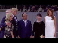 President Trump & Melania Attend Elbphilharmonie Concert Following G20 Summit 7/7/17 - YouTube