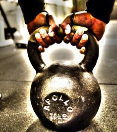 How to Improve Your Kettlebell Swing - Tabata Times