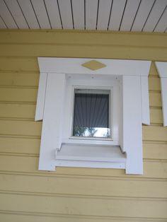 Nykyaikainen wc-tilan ikkuna