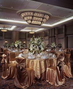 Wedding Reception In Myrtle Beach The Nautilus Ballroom At Marina Inn Grande Dunes