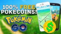 Free Pokemon Go Coins 2017 | PokeCoins Free 2017 | Pokemon Go Coins
