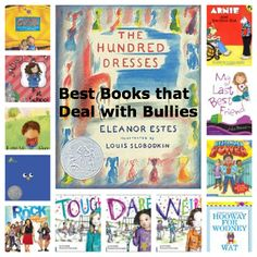 Top 10: Best Picture and Chapter Books That Deal with Bullies :: PragmaticMom