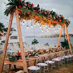 "Vintage and elegant wedding decoration ideas: garden wedding; w… Vintage and elegant wedding decoration ideas: gardenRead More ""Vintage and elegant wedding decoration ideas: garden wedding; Beach Wedding Decorations, Summer Table Decorations, Vintage Decoration Wedding, Garden Decoration Party, Vintage Weddings Decorations, Elegant Party Decorations, Flowers Decoration, Decor Wedding, Ceremony Decorations"