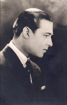 Rudolph Valentino 1925                                                                                                                                                                                 More