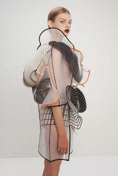 what-Percevalties-thinks: Noa Raviv 3D Graduate Collection