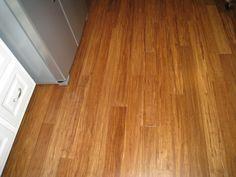Strand Woven Bamboo Flooring, Caramel Color