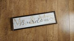 Check out this item in my Etsy shop https://www.etsy.com/ca/listing/455540414/mr-mrs-established-date-wood-sign-with