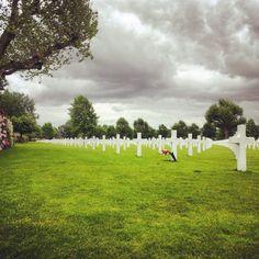 Cemetery Margraten... Zuid Limburg