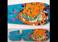 Garfield Deck By Mat