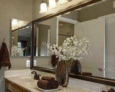 Mirrormate in Chelsea Brushed Bronze