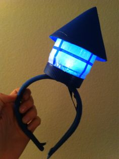 I'm Burning Up a Sun Just to Say Goodbye., My TARDIS costume is coming along nicely!! I made...