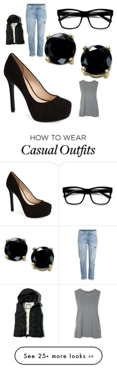 """Casual but Classy"" by shhh-im-talking on Polyvore"