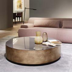Coffee table - Belt - Meridiani - thumbnail
