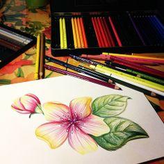 #floralprint by @MarinaBarbato
