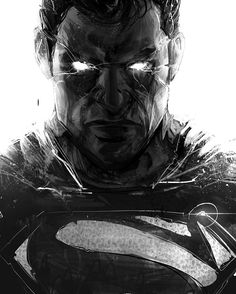 258 mentions J'aime, 1 commentaires - @domstar8 sur Instagram: «Superman By Ivan-Tao on Artstation.»