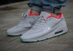 Nike Air Max 90 ID x Nike Air Yeezy 2 'Pure Platinum' post image