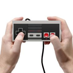 NEW For NES Mini Classic Edition System Console Controller Gampad #UnbrandedGeneric