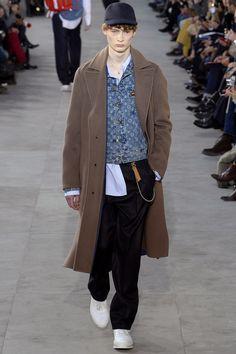 Défilé Louis Vuitton homme Automne-hiver 2017-2018