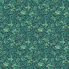 Liberty Green fabric by amyvail on Spoonflower - custom fabric