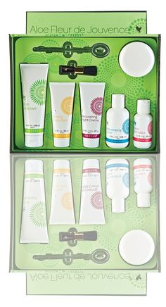 Treat Yourself to the Aloe Fleur de Jouvence Collection from Forever Living Products. This unique skincare range helps fight the threat of time, weather and environment
