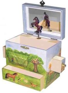 The Best Horse Jewelry Boxes for Girls
