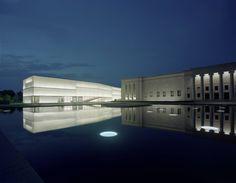 fenomenology | Phenomenology: Steven Holl's Nelson-Atkins Museum of Art
