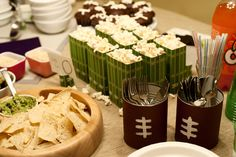 Kid-friendly Super Bowl Party