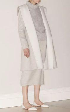 BROCK Collection Fall/Winter 2015 Trunkshow Look 1 on Moda Operandi