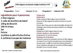 Filet mignon au Boursin weight watchers au cookeo : découvrez cette recette qui devarit plaire à tout le monde