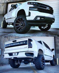 Old Ford Trucks, Chevy Pickup Trucks, Gm Trucks, Chevrolet Trucks, Diesel Trucks, Cool Trucks, New Chevy Truck, New Chevy Silverado, Silverado 1500