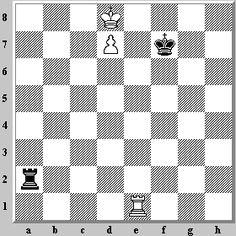 endgame chess lucena position - Google Search