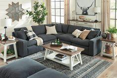 Savesto 5-Piece Sectional   Ashley Furniture HomeStore
