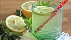 Waldmeister-Limonade: Rezept aus Enie backt Sweet & Easy, Shot Glass, Pudding, Cooking, Tableware, Desserts, Food, Summer, Bakken
