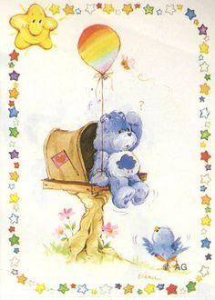 Grumpy Bear - Care Bear Clip Art 904 | Flickr
