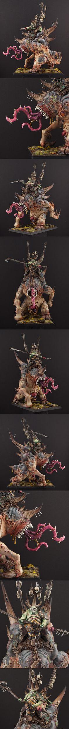 Maggoth Lord: Morbidex Twiceborn