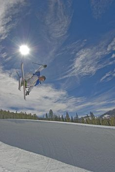 ✮ Skiing Aerial Maneuvers And Flips