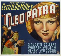 Classic Movies Cleopatra 1934