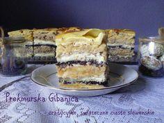 Prekmurje Gibanica – słoweńskie ciasto przekładane | Szczypta Słodyczy