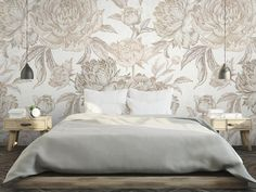 Boutique, Bed, Dining Room, Furniture, Home Decor, Wallpaper, Dinner Room, Homemade Home Decor, Decoration Home
