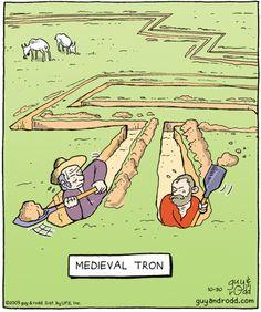Medieval Tron