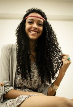 I cant wait until my hair is this long!