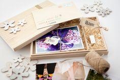 Wedding photographer packaging idea - packaging your USB drive {via} http://www.lipsiart.de
